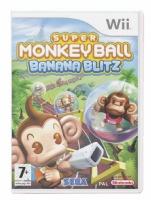 super monkey ball banana blitz wii review