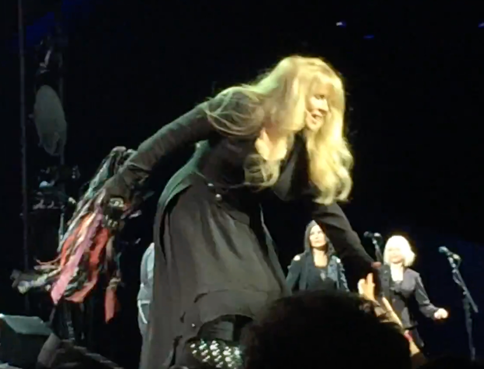 stevie nicks perth concert review