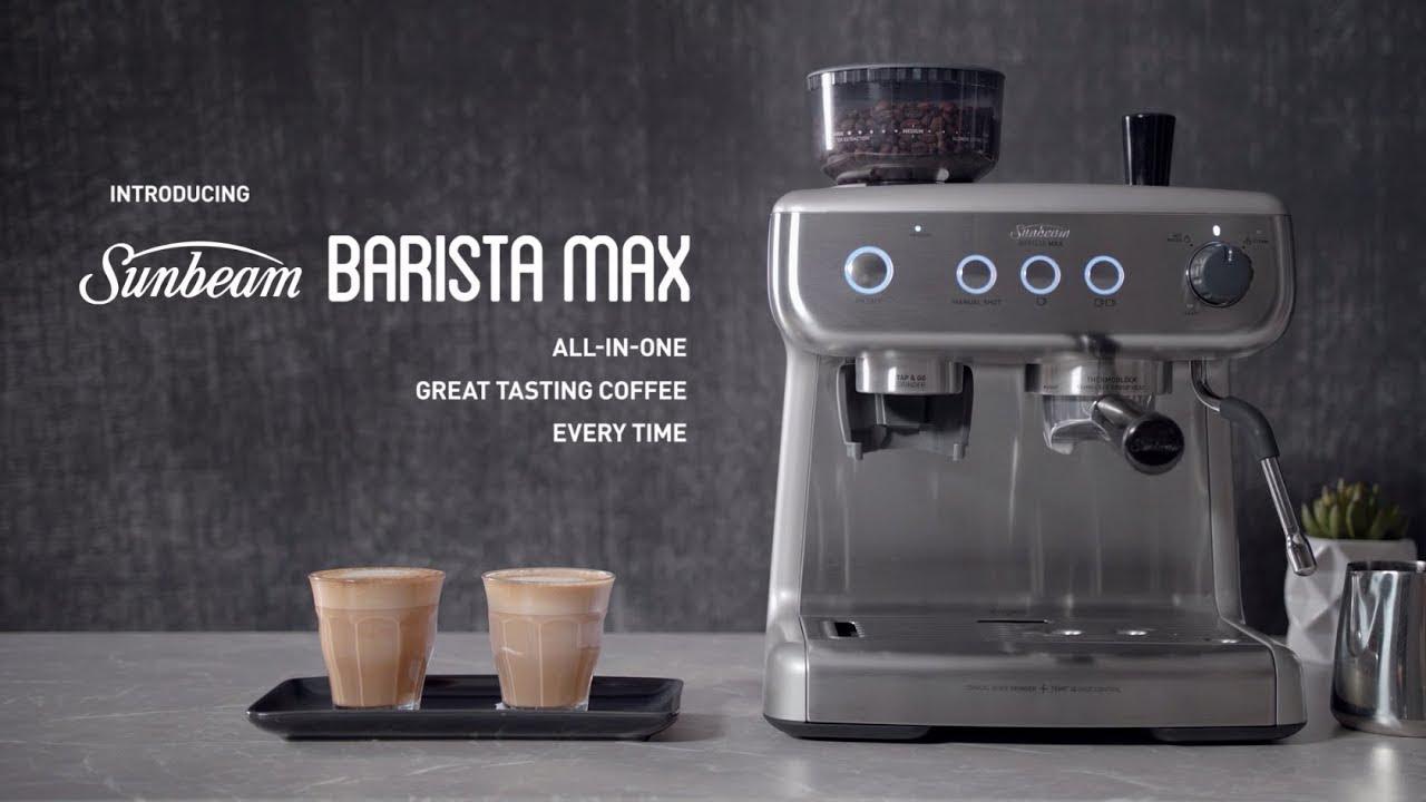 sunbeam coffee machine reviews australia