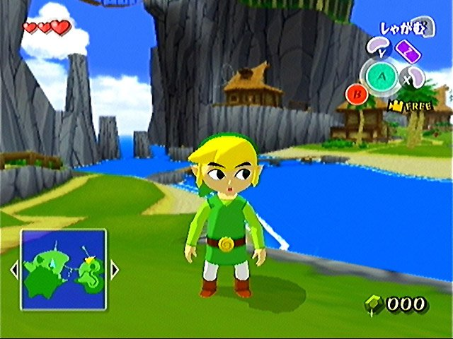 zelda wind waker gamecube review