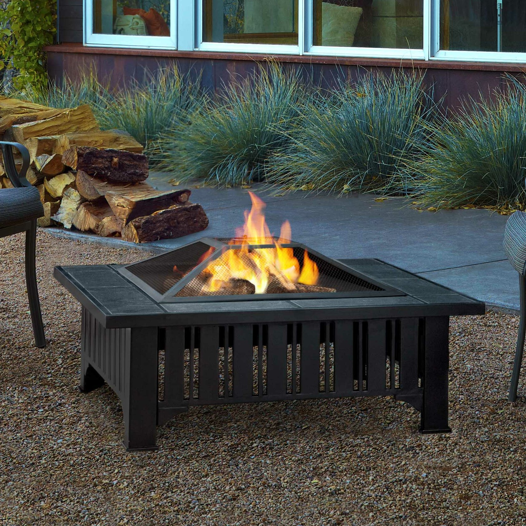 real flame fire pit reviews