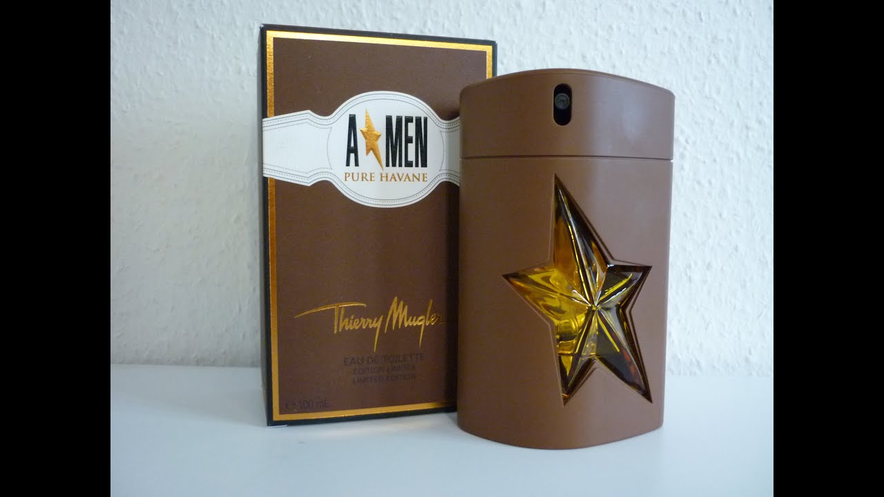thierry mugler pure coffee review