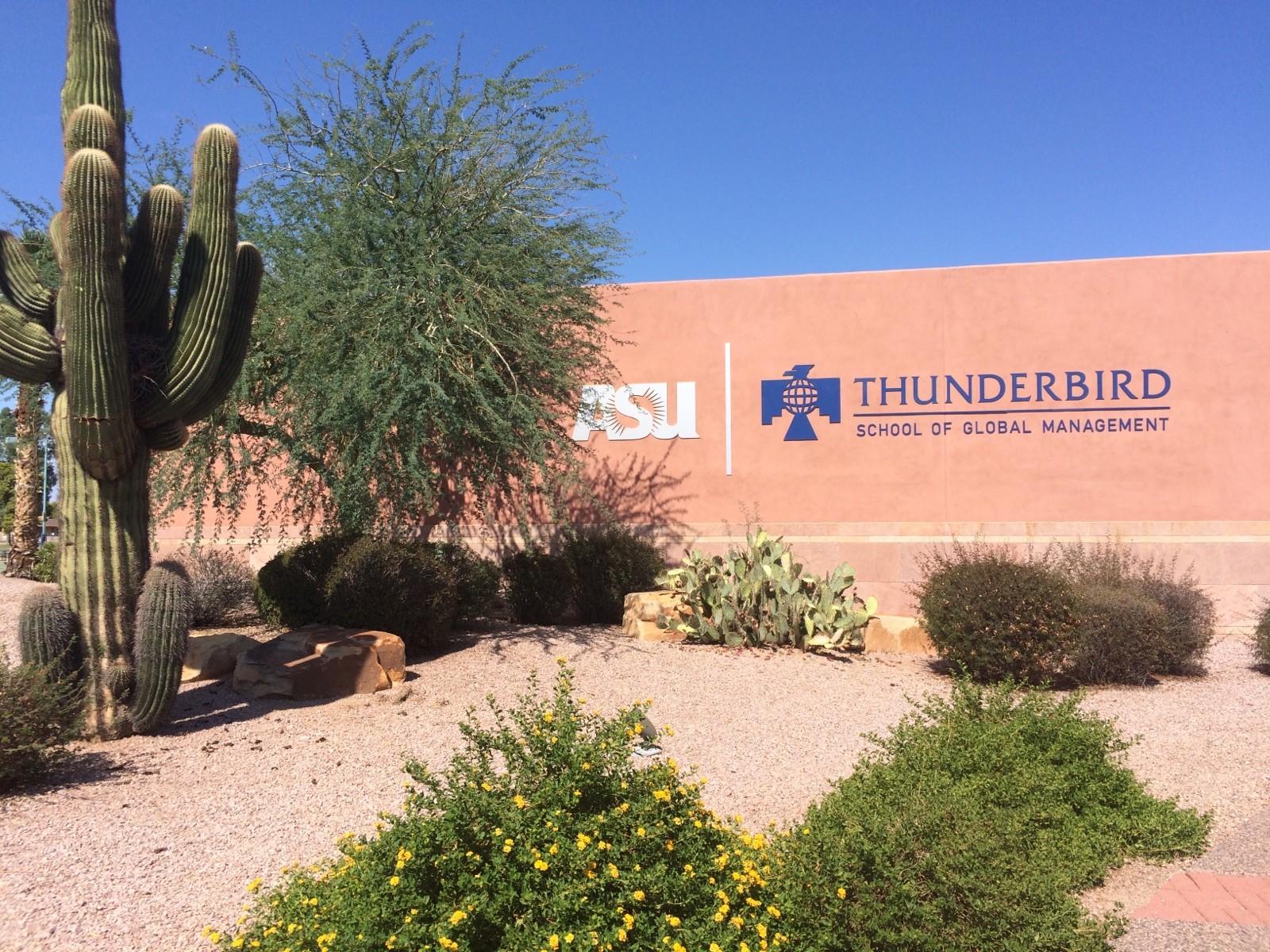thunderbird school of global management reviews