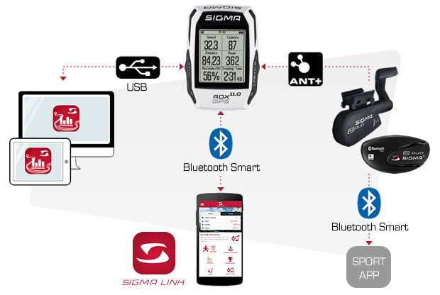 rox gps 11.0 review