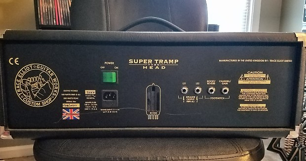 trace elliot super tramp review