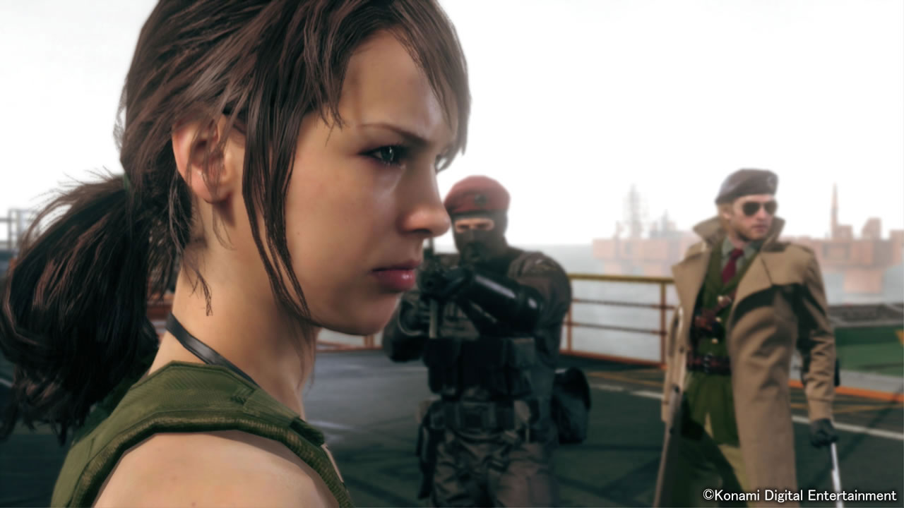 metal gear solid 5 game informer review