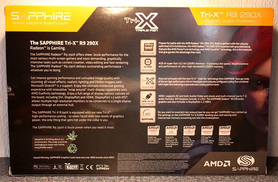 sapphire r9 290 tri x oc review
