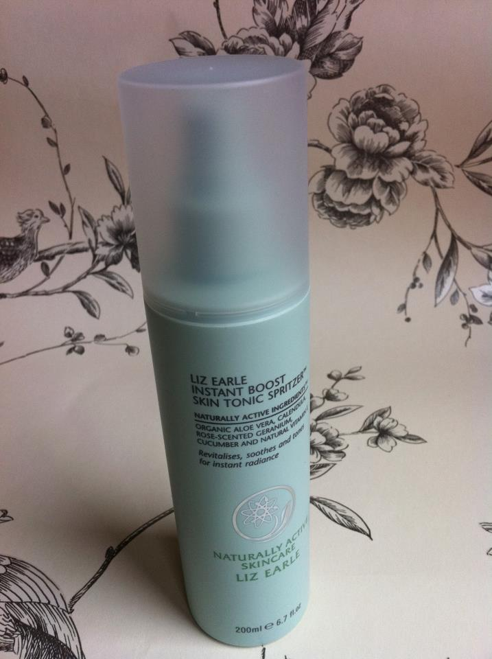 liz earle skin tonic spritzer review