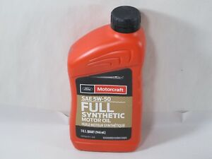 motorcraft full synthetic oil review