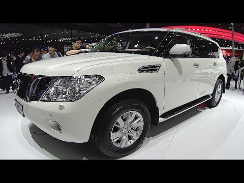 nissan patrol 2.8 review