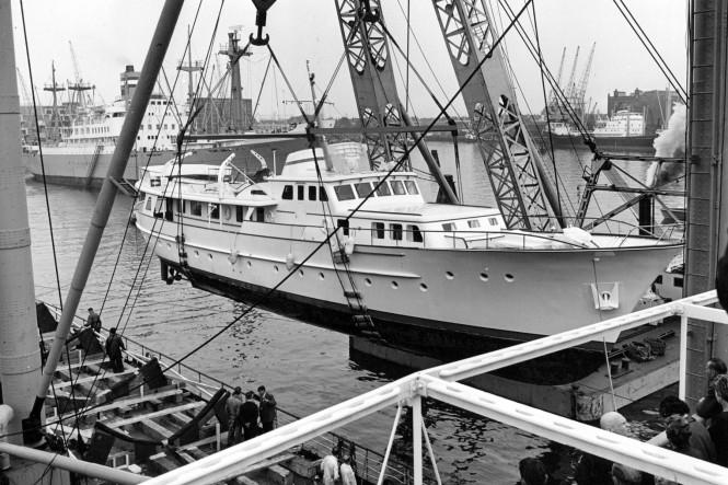 seven star yacht transport reviews