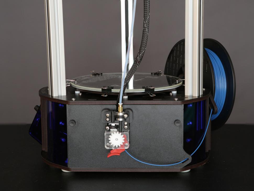 orion delta 3d printer review