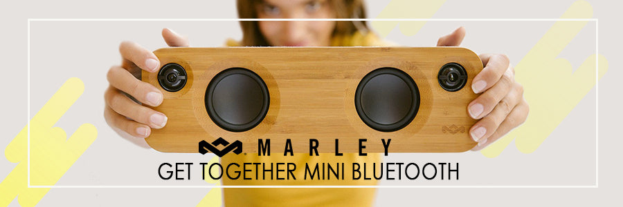 marley get together mini bluetooth speaker review