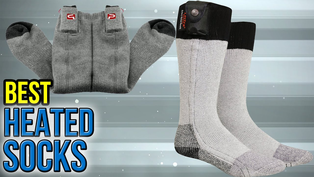 motorcycle battery heated socks review