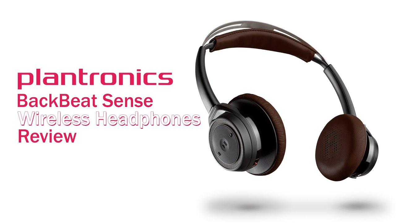 plantronics backbeat sense wireless headphones review