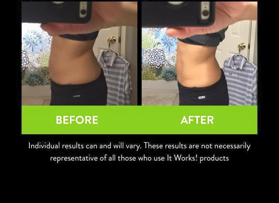 it works ultimate body wrap reviews