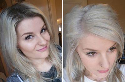 schwarzkopf live medium ash blonde review