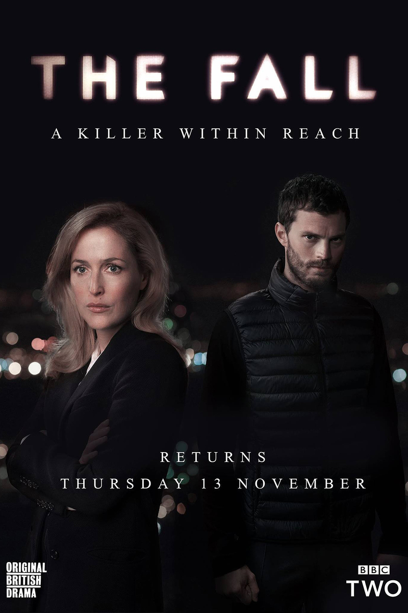 the fall series 1 review
