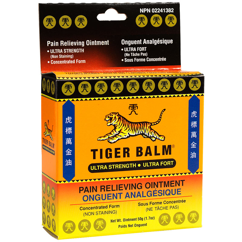 tiger balm ultra strength reviews