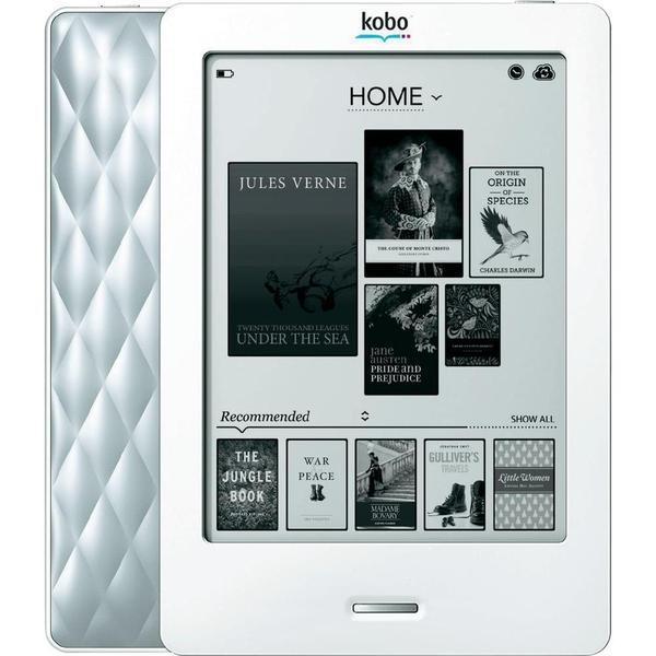 kobo touch ereader review 2012