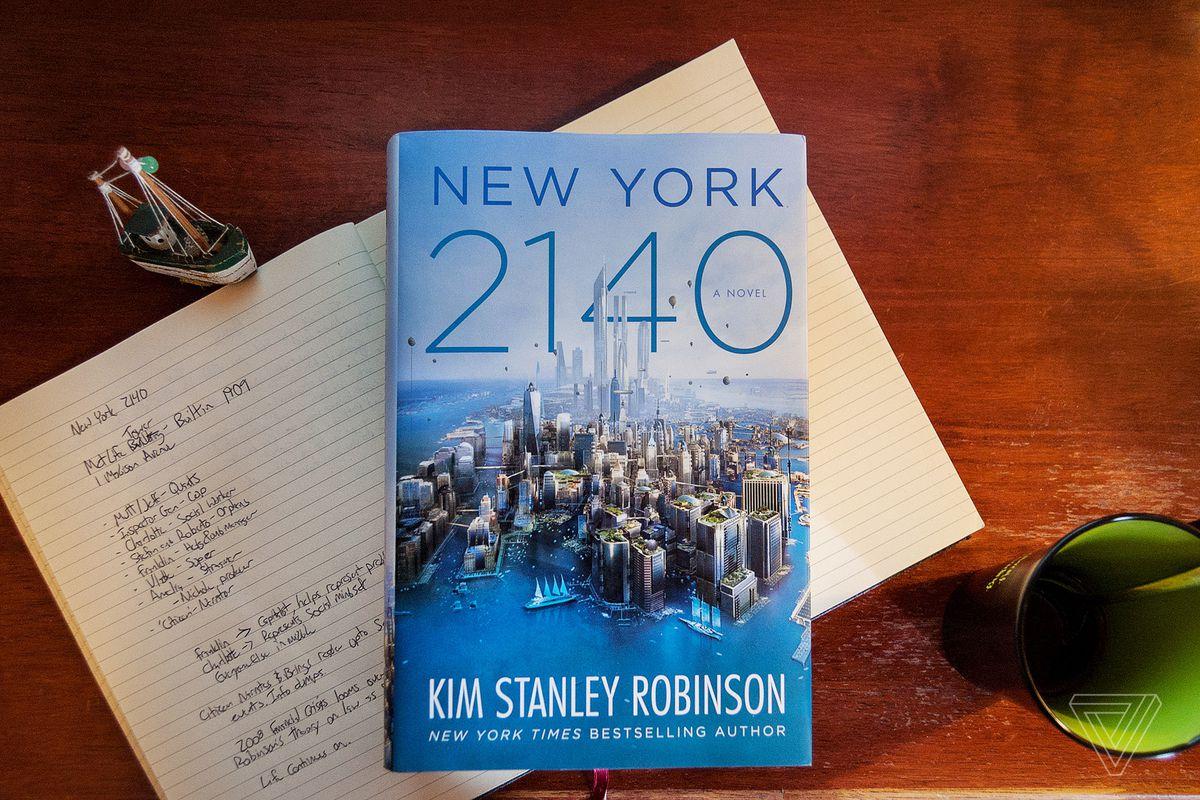 kim stanley robinson new york 2140 review
