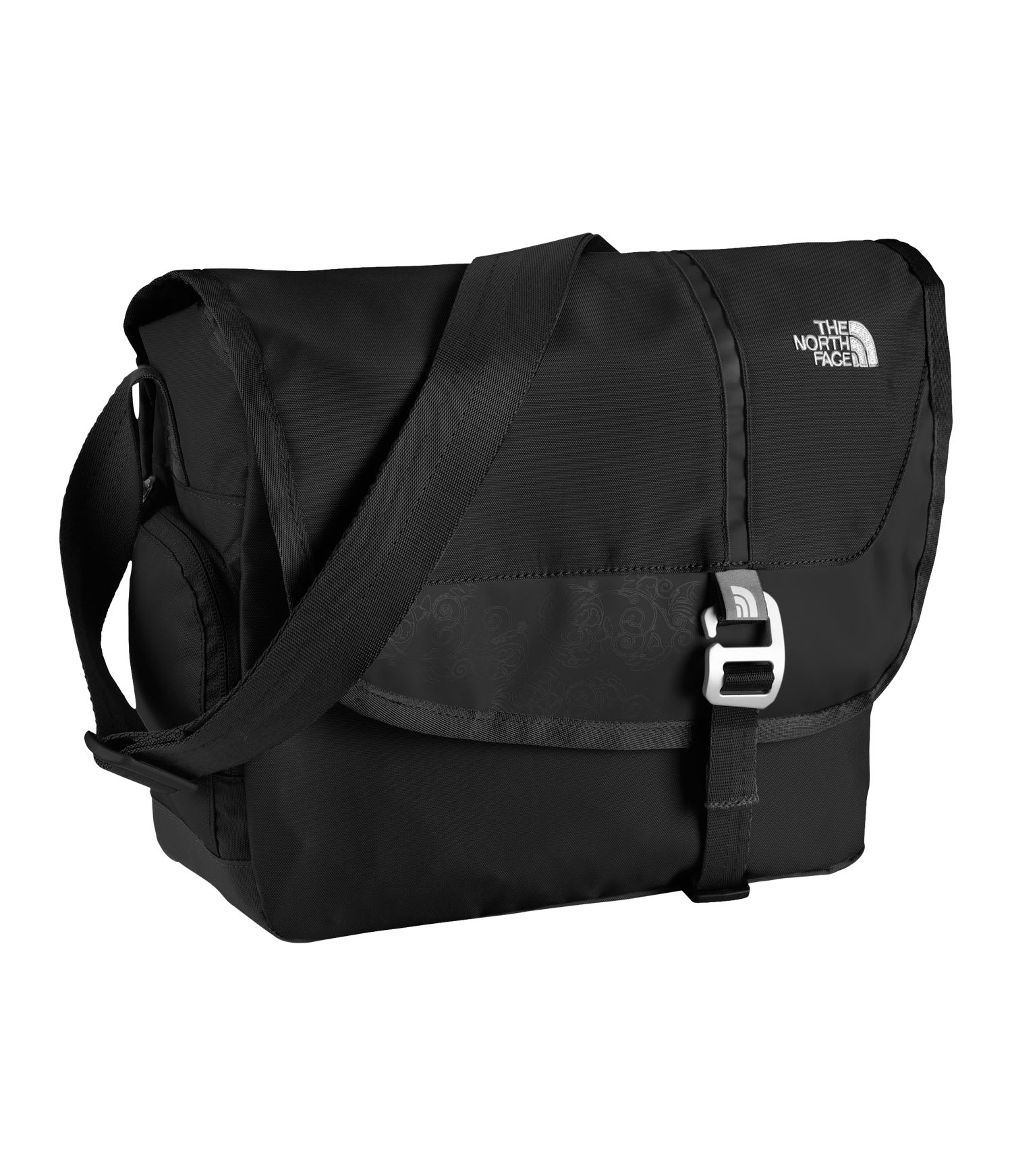 north face messenger bag review