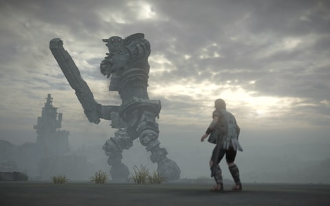 ico shadow of the colossus ps3 review