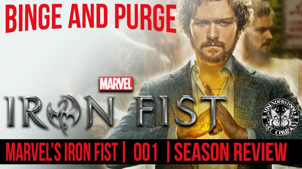 iron fist full season review