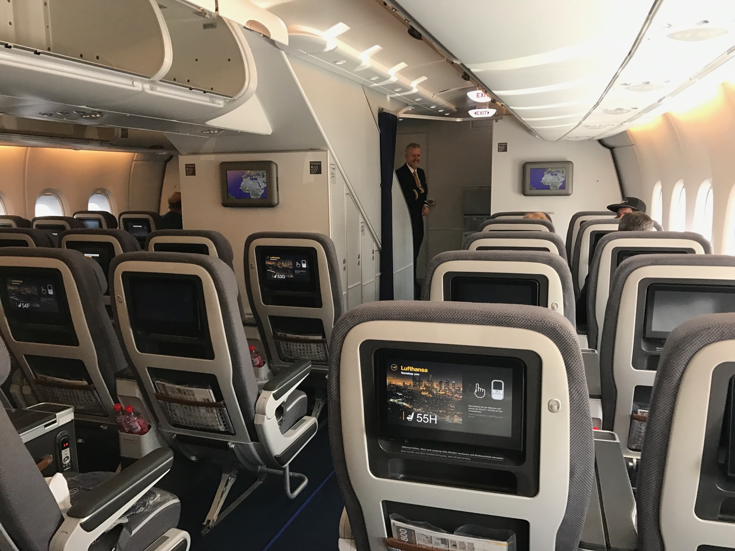jet airways premium economy review