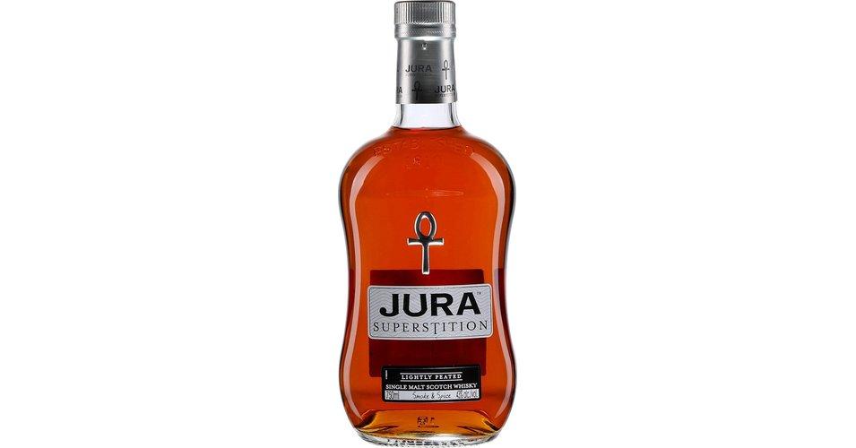 jura superstition single malt scotch whisky review