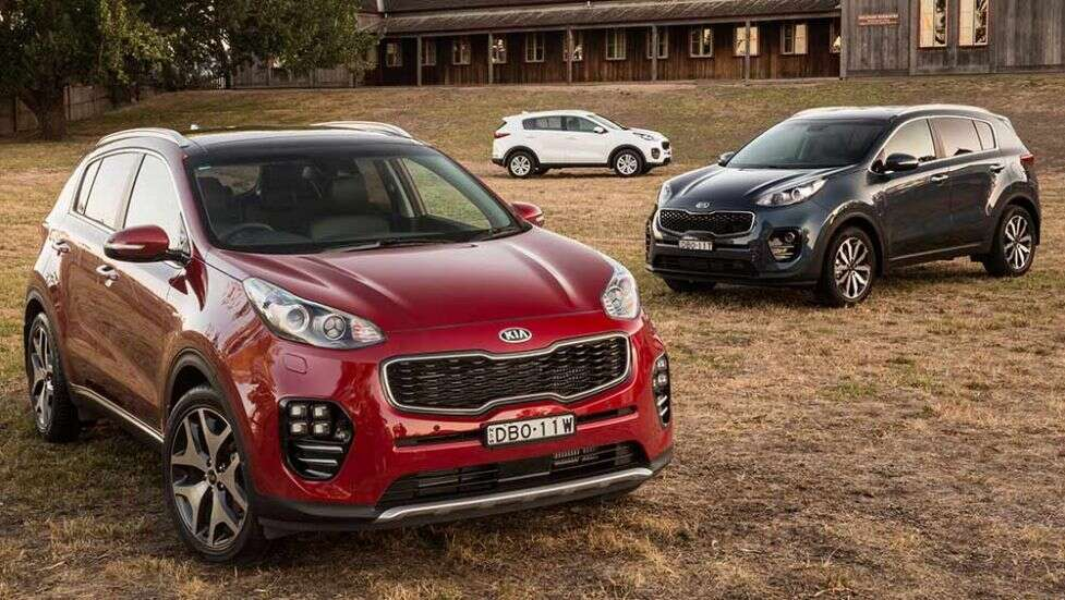 kia sportage sli 2016 review