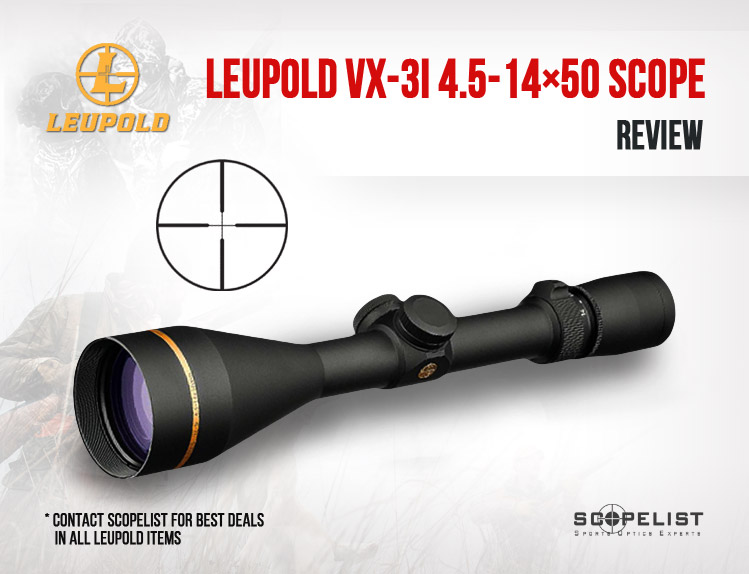 leupold vx 3 4.5 14x50mm review