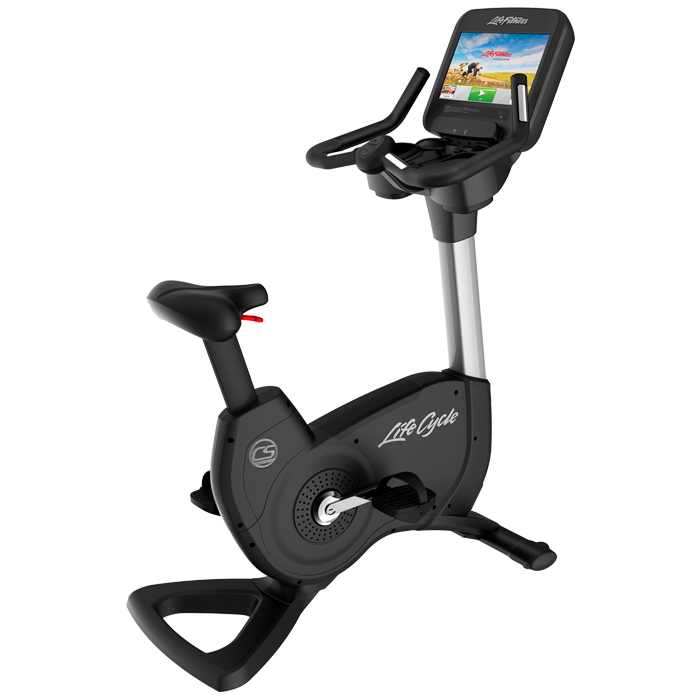life fitness upright bike reviews