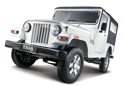 mahindra thar crde 4x4 review