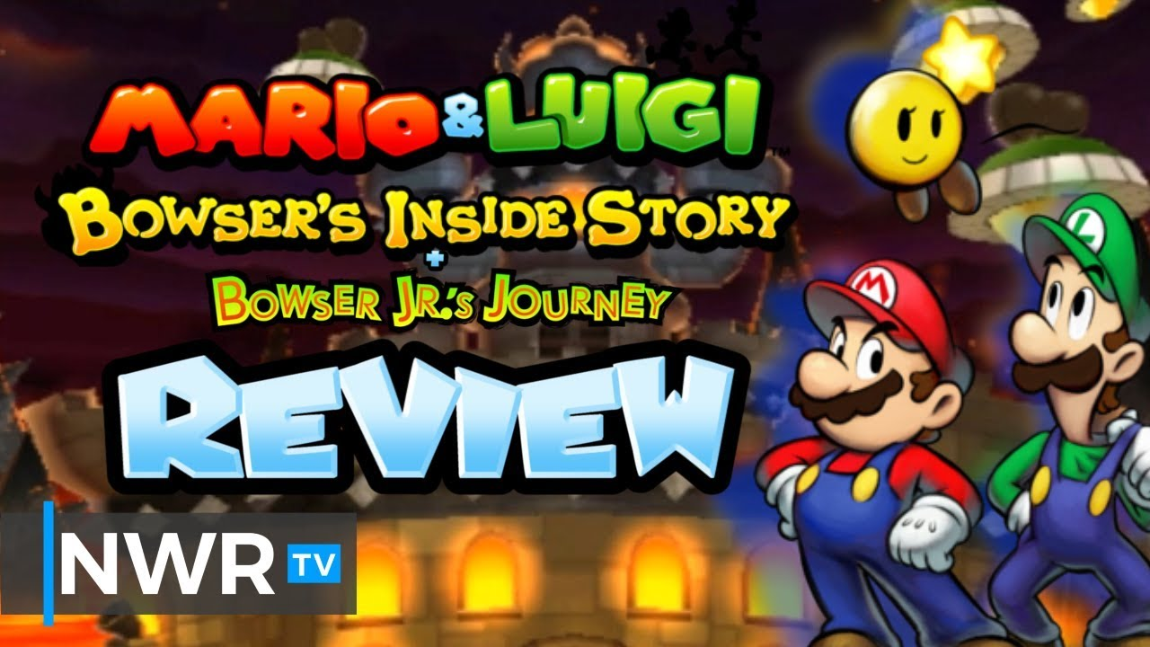 mario and luigi 3ds review
