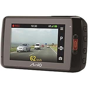 navman mivue 698 in car dual camera review
