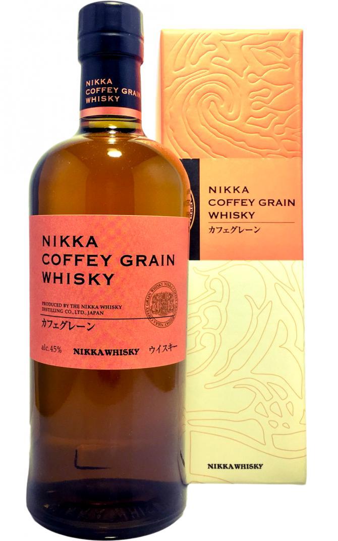 nikka coffey grain whisky review