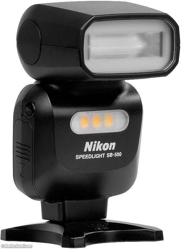 nikon sb 300 af speedlight review