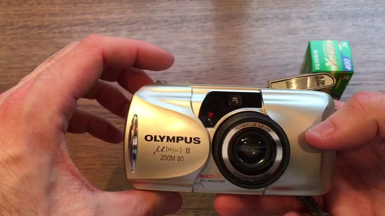 olympus mju ii zoom 80 review