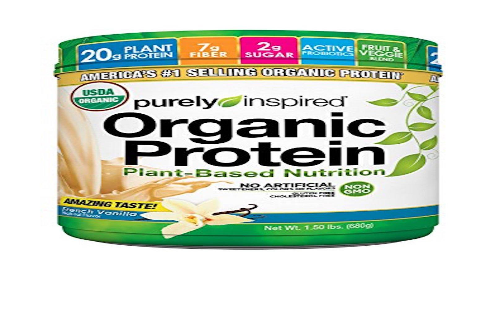 organic vegan protein powder reviews
