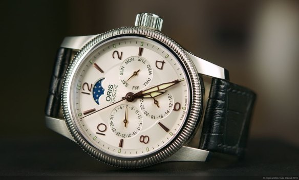 oris big crown complication review