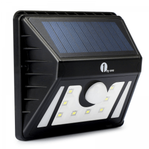 outdoor solar security lights reviews