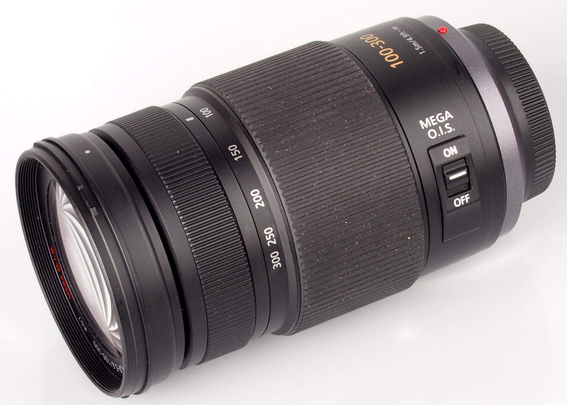 panasonic 100 300mm f4 0 5.6 ii review