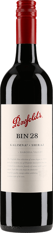 penfolds bin 28 shiraz 2011 review