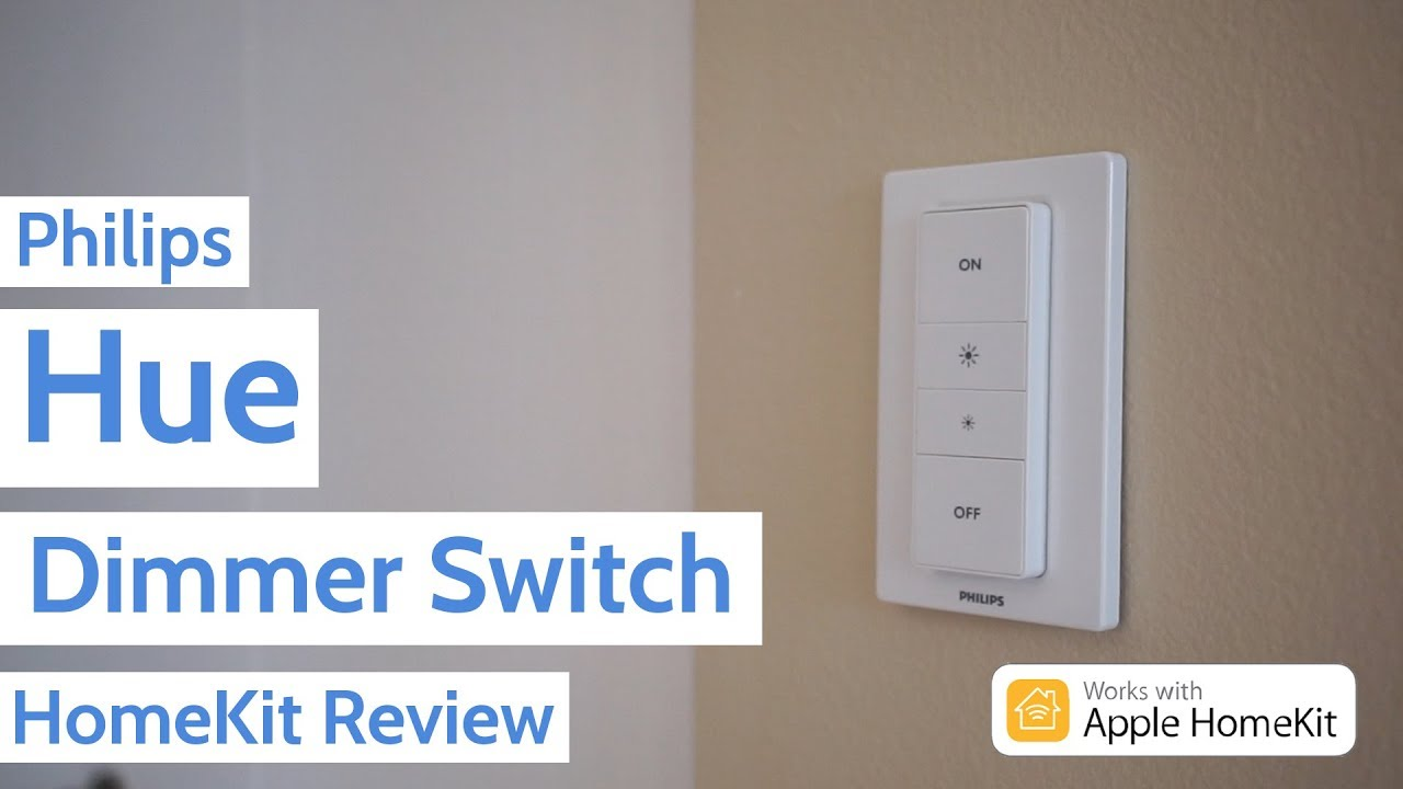 philips hue dimmer switch review