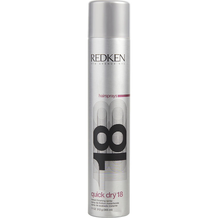 redken quick dry 18 reviews