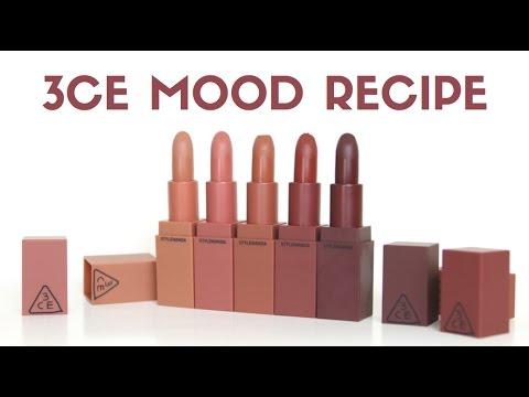 review son 3ce mood recipe