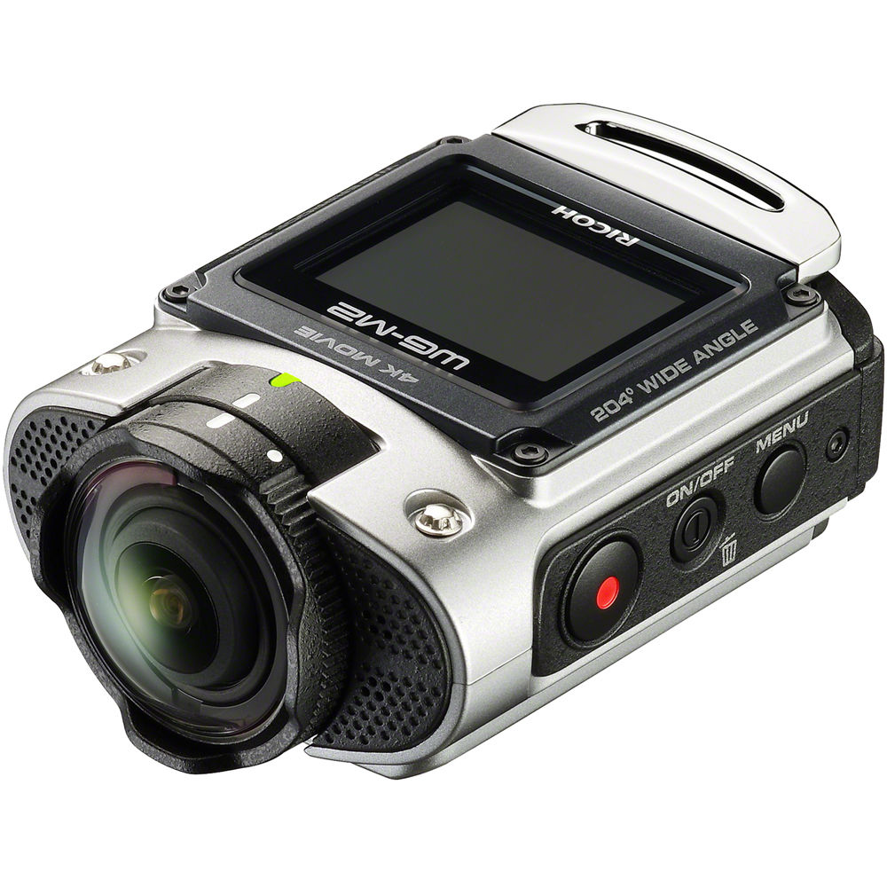 ricoh wg m2 action camera review