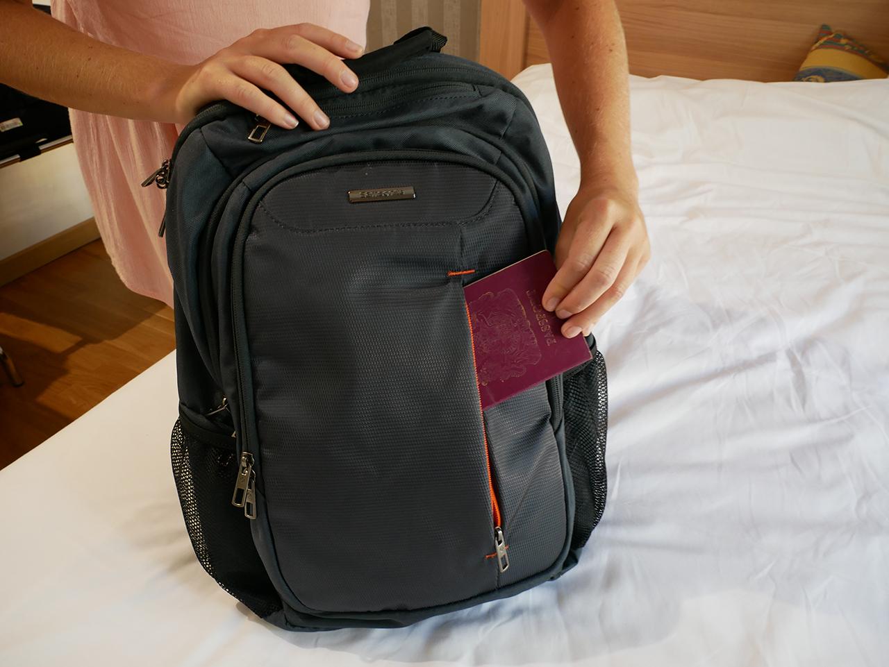 samsonite guardit laptop backpack review