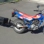single wheel motorcycle trailer reviews